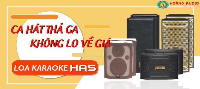 loa karaoke hay