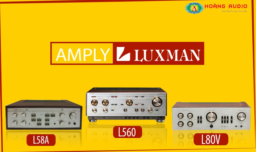 Luxman kỷ niệm của một thế kỷ và hơn thế nữa.