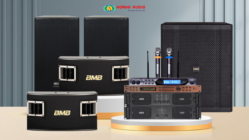 Dàn karaoke BMB 19