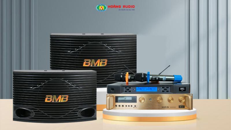 Dàn Karaoke BMB 01