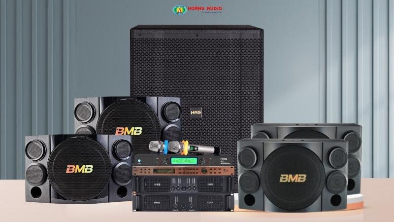 Dàn karaoke BMB 07