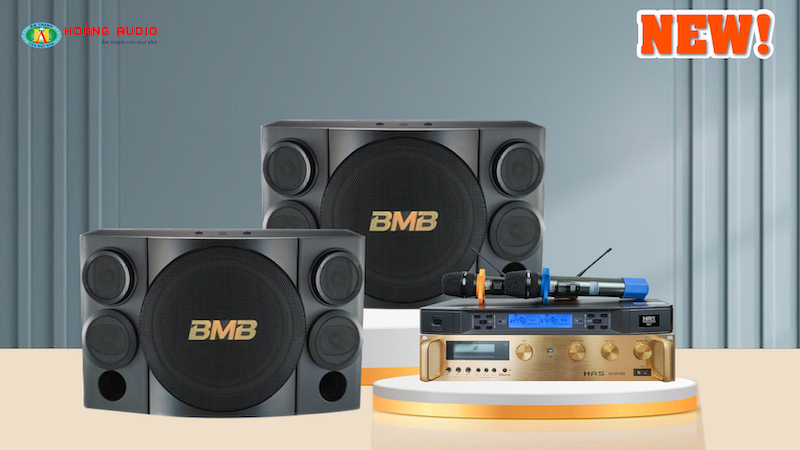 dàn karaoke BMB