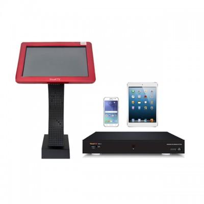 Bộ đầu màn cảm ứng VinaKTV 3TB - 19 inch