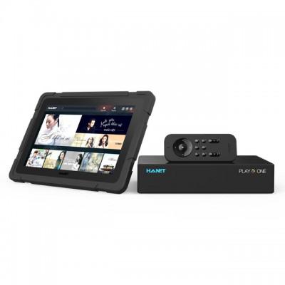 Bộ đầu màn Hanet PlayX One 4TB - 10 inch