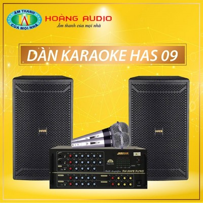 Dàn karaoke HAS 09