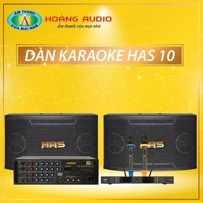 Dàn karaoke HAS 10