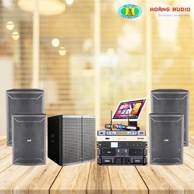 Dàn karaoke HAS 4.0 GD25