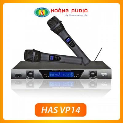 Micro không dây HAS VP14