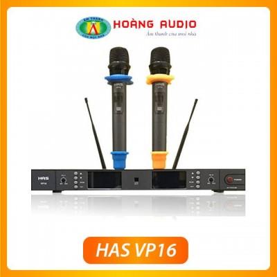 Micro không dây HAS VP16