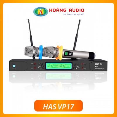 Micro không dây HAS VP17