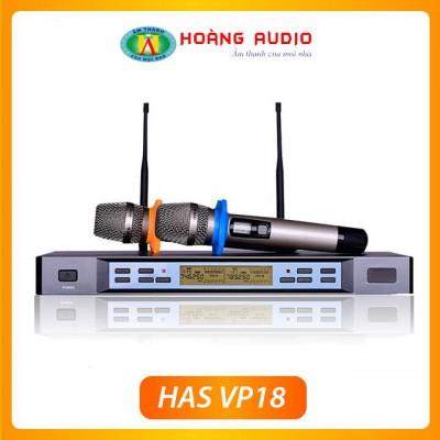 Micro không dây HAS VP18