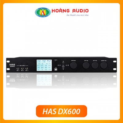 Vang số HAS DX600