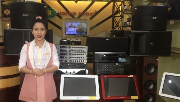 Bán thanh lý Dàn loa karaoke - Amply - Vang số - Cục đấy - Xem phim gia đình