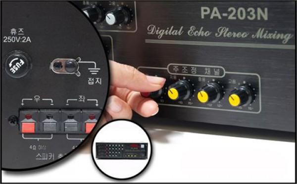 Cách chỉnh dàn âm thanh karaoke hay nhất, tư vấn hướng dẫn kỹ thuật