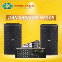 Dàn karaoke HAS 05