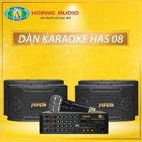 Dàn karaoke HAS 08