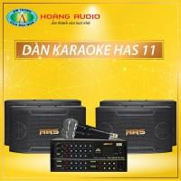 Dàn karaoke HAS 11