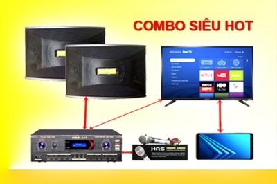 Bộ Dàn karaoke Online