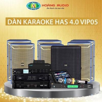 Dàn karaoke HAS 4.0 VIP05