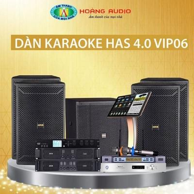 Dàn Karaoke HAS 4.0 VIP06