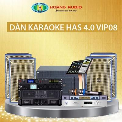 Dàn Karaoke HAS 4.0 VIP08