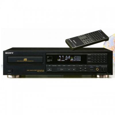 Đầu CD Sony CDP 790