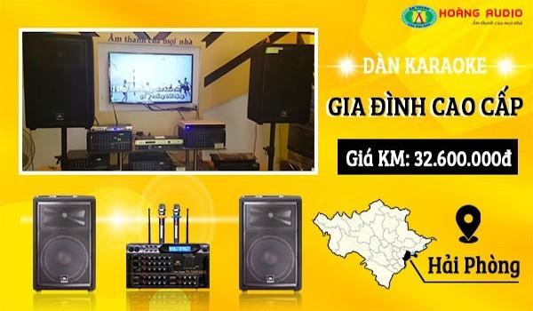 Bộ dàn karaoke gia đình cao cấp loa JBL JRX 212M cực chất