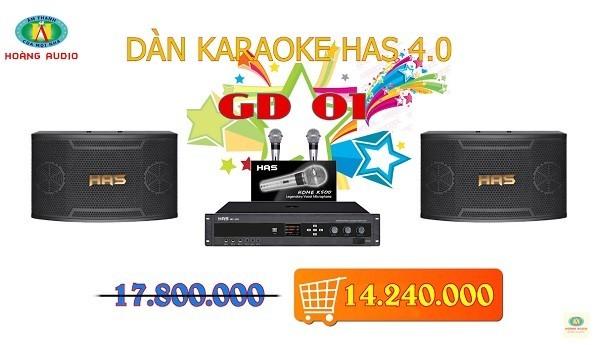 Dàn karaoke gia đình giá rẻ [P1- 03 Mẫu Dàn karaoke 2019]