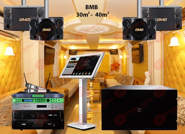 Loa BMB Sản Phẩm Mới Cho Dàn Karaoke chuyên Nghiệp