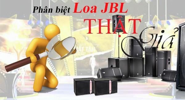 Phân biệt loa JBL thật và loa JBL giả chính hãng Usa - China