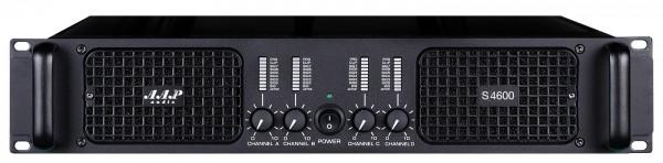 Tìm hiểu về cục đẩy công suất AAP S 4600