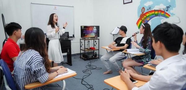 Tư thế đứng ngồi trong ca hát karaoke