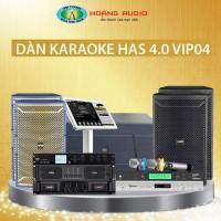 Dàn Karaoke HAS 4.0 VIP04