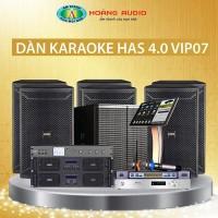 Dàn Karaoke HAS 4.0 VIP07