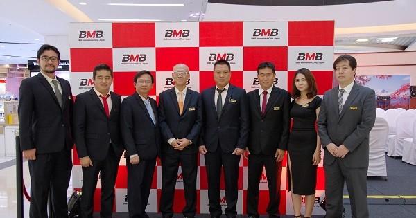 BMB - Loa BMB Minh Tuấn nắm trong gia đình phân phối BMB Japan