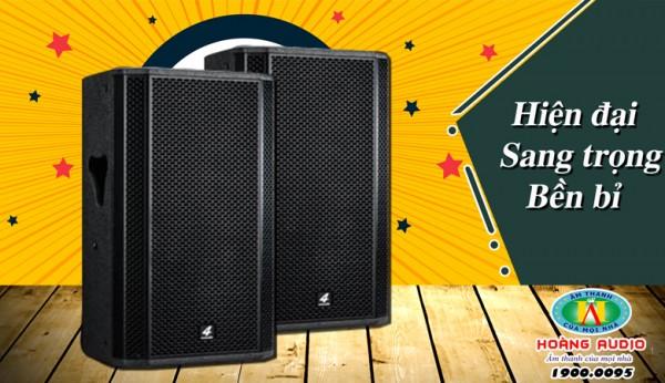Loa 4 Acoustic HCS 112M cho dàn karaoke chất lượng vượt trội