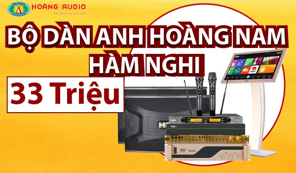 Bộ dàn hát karaoke hay chỉ 33 triệu đồng lắp đặt tại Vinhomes Hàm Nghi - Nam Từ Liêm
