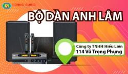 Lắp đặt bộ dàn karaoke 38 triệu đồng cho gia đình anh Lâm - Thanh Xuân