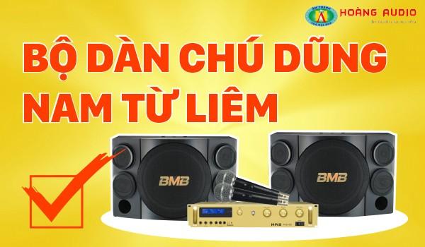Lắp đặt bộ dàn karaoke tầm giá 25 triệu cho chú Dũng tại Đại Mỗ - Nam Từ Liêm
