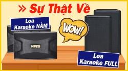 Nên Chọn Loa Hát Karaoke Loại Nào Hay Nhất 2020