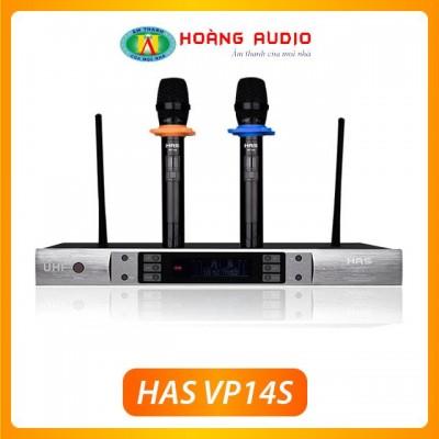 Micro không dây HAS VP14S