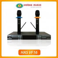 Micro không dây HAS VF16