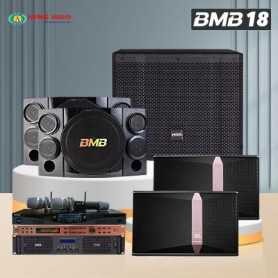Dàn karaoke BMB 18