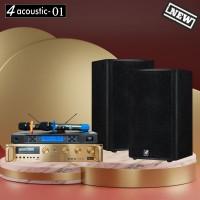 Dàn Karaoke 4 - Acoustic 01New
