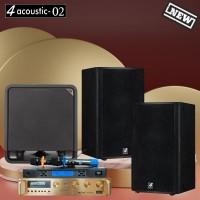 Dàn Karaoke 4 - Acoustic 02New