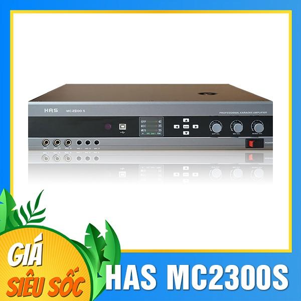 Amply karaoke số HAS MC2300S