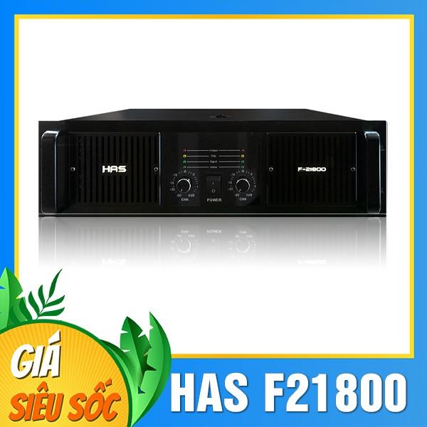 Cục đẩy công suất HAS F21800