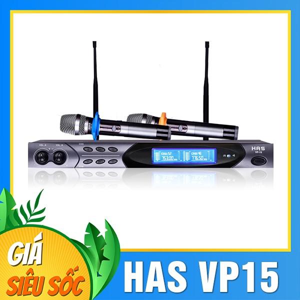 Micro không dây HAS VP15