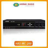 Amply karaoke số HAS MC200