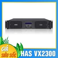 Cục đẩy công suất HAS VX2300